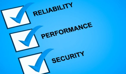image of Reliability Performance Security