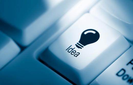 image of idea key