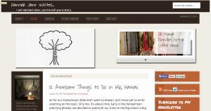 hannahjanewrites-website